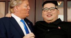 شبيها رئيسى كوريا الشمالية والولايات المتحدة الأمريكية
