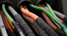 كابلات كهرباء - أرشيفية