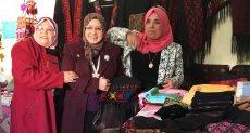 وكيل تعليم شمال سيناء بمعرض المرأة السيناوية