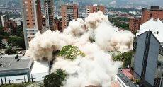 تفجير منزل تاجر المخدرات بابلو إسكوبار
