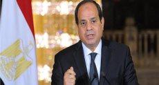 الرئيس عبد الفتاح السيسى - رئيس الجمهورية