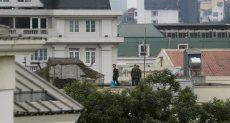 تعليق - تشديدات أمنية فى هانوى