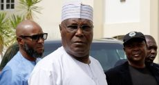 المرشح الرئاسى المهزوم فى الانتخابات النيجيرية عتيق أبو بكر