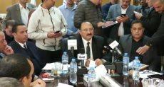 هشام عبدالواحد رئيس لجنة النقل والمواصلات بالبرلمان