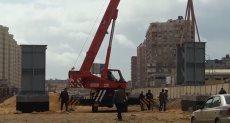 مشروع محور المحمودية بالإسكندرية