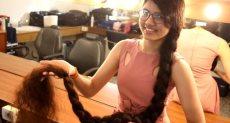 أطول شعر فى العالم