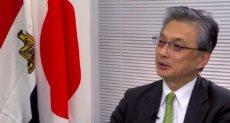 هيروشى أوكا المدير العام لشؤون الشرق الأوسط وأفريقيا
