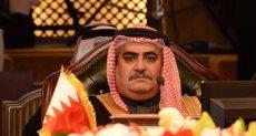 وزير خارجية البحرين الشيخ خالد بن أحمد آل خليفة