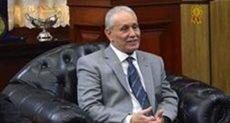 المستشار مصطفى ألهم محافظ الأقصر