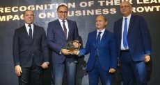 رجل الأعمال خالد نصير رئيس الجمعية المصرية البريطانية للأعمال