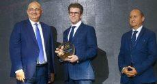 ممثل شركة فيلب موريس - أفضل مبادرة في المسئولية المجتمعية