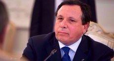 خميس الجهيناوى وزير الخارجية التونسي