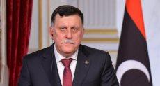 فائز السراج رئيس المجلس الرئاسى لحكومة الوفاق الليبية