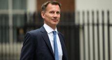 جيريمي هنت - وزير الخارجية البريطاني