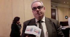 الدكتور جون جبور ممثل منظمة الصحة العالمية