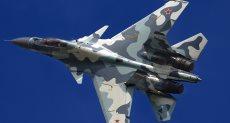 المقاتلة روسية سوخوي-27