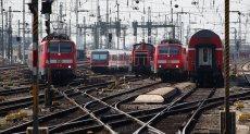 السكك الحديدية بألمانيا - أرشيفية