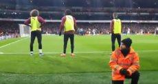 أرسنال ضد مان يونايتد