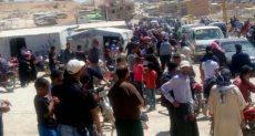 النازحين السوريين بلبنان