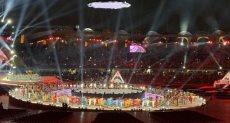 حفل افتتاح الأولمبياد الخاص فى أبوظبي