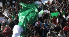 مظاهرات الغضب فى الجزائر ضد بوتفليقة