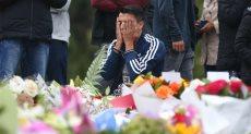 تأبين شهداء حادث نيوزيلندا
