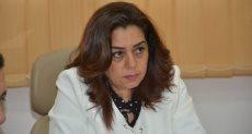 الدكتورة منال عوض محافظ دمياط