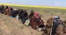 استسلام عناصر داعش لقوات سوريا الديمقراطية