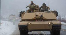 """أمريكا تعتزم تحديث دبابات """"أبرامز"""""""
