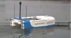 قارب النفايات