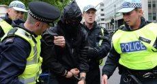 شرطة بريطانيا - أرشيفية