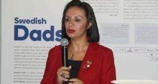 الدكتورة مايا مرسى رئيسة المجلس القومى للمرأة