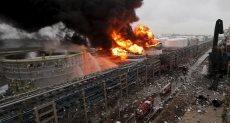 انفجار مصنع - أرشيفية