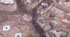 احتجاجات عارمة فى شوارع لندن