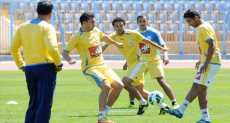 أسامة إبراهيم لاعب الإسماعيلى