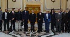 جانب من اجتماع المباحثات المصري البلغارى