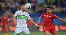 الجزائر ضد تونس