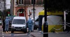 حادث لندن