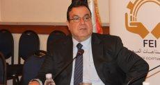 محمد البهى رئيس لجنة الضرائب والجمارك باتحاد الصناعات المصرية