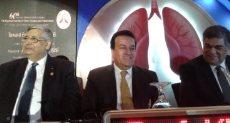 جانب من المؤتمر الــ 60 للجمعية المصرية لأمراض الصدر والتدرن