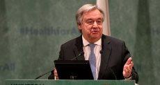 الأمين العام للأم المتحدة