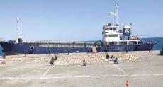 مصر تحبط أكبر شحنة تهريب مخدرات
