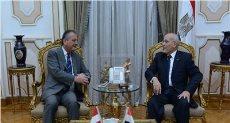 الدكتور محمد العصار و سفير النمسا يبحثان تعزيز سبل التعاون المشترك