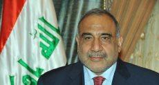 عادل عبد المهدى رئيس وزراء العراق