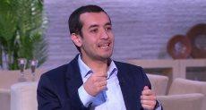 مصطفى حمزة مؤسس صفحة مستكشفوود