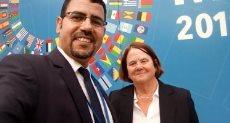 جانيت هيكمان مدير البنك الأوروبى