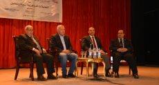 جامعة مطروح تنظم مؤتمرا حاشدا للتعريف بالتعديلات الدستورية