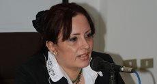 الدكتورة عزة العشماوى الأمين العام للمجلس القومى للطفولة والأمومة