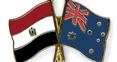 مصر وأستراليا