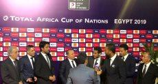 لاعبو منتخب مصر 2006